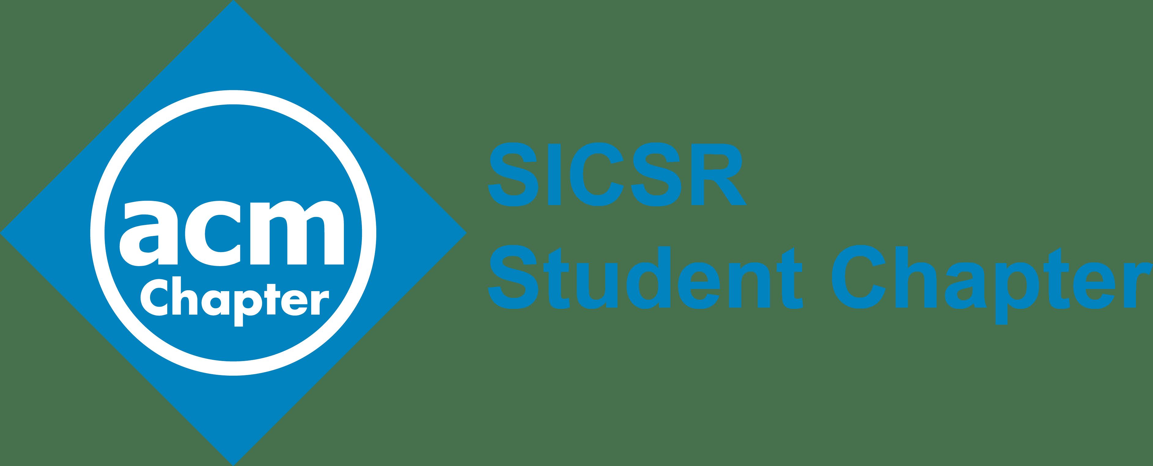 ACM – SICSR